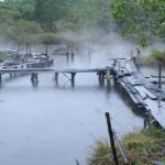 BINH CHAU hot springs.