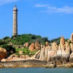 Around 30km south of Phan Thiet located Kega lighthouse