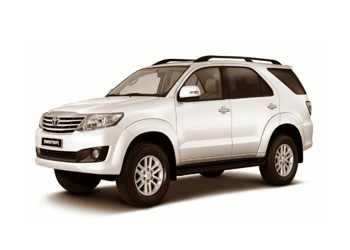 Toyota Fortuner Vietnam