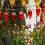 Hoi An - City of Lanterns. Laterns festival