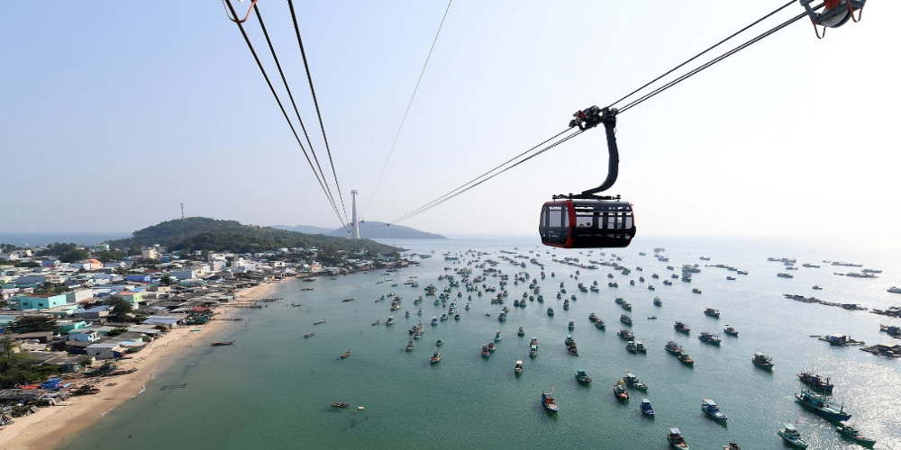 Phu Quoc to have world's longest cable car
