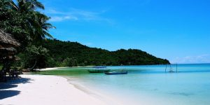 Cam Ranh Bay in the central province of Khanh Hoa has been named one of the world's seven best destinations for May