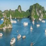 Halong Bay. A forum was underway in Halong city, the northern province of Quang Ninh, to seek measures to promote the sustainable development of green economy and tourism. The event on June 23 and 24 is organised by the Quang Ninh provincial Department of Tourism and the institute for communication and cultural studies under the Ministry of Culture, Sports and Tourism. It attracted about 200 participants, including officials of the culture, environment and foreign ministries, domestic and foreign economic experts, and businesses in the tourism industry. They discussed policies for sustainably developing economy and tourism, solutions to develop green economy and tourism, Japan's experience in the field, support for small-and medium-sized enterprises to use green production technologies, and investors and businesses' role in developing green tourism sustainably. Le Doan Hop, Director of the institute for communication and cultural studies, said green tourism helps protect the nature and culture. The development of green tourism has been generating enormous economic benefits and creating chances to increase jobs and income for local communities, especially in remote areas which are home to nature reserves and attractive landscapes. Green tourism has also helped improve people's knowledge and health through environmental, cultural, historical and leisure activities, he added. Other participants highlighted the need to use natural resources reasonably, reduce waste from tourism activities, apply environmentally friendly technologies in creating tourism products, and prioritise eco-tourism. They also looked into effective solutions to promote green economic and tourism development amid globalisation. At the forum, the organising board is set to honour the outstanding groups and persons in economic and tourism development. Participants will also tour some green economic-tourism sites in Quang Ninh province. The event is an activity in response to the National Tourism Year