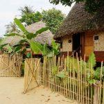 Бхо Хун (Bho Hoong Village) деревня на берегу реки Кон (Kon River) имеет прохладную погоду круглый год, и имеет удивительные пейзажи. Посетители получают впечатления, которые они видят в образе жизни, культуре и специальных навыках от жителей этнических меньшинств деревни. Бей, один из самых старых людей в горной деревне Бхо Хун в центральной провинции Куанг Нам (Quang Nam), имеет большой опыт в игре на шести инструментах, используемых для создания романтических мелодии на деревенских праздниках. Абель является одним из самых особенных инструментов Коту (Co Tu). Бамбуковая трубка напоминающее по вертикали скрипку с двумя струнами. Хозяева также традиционно играют такую народную музыку, чтобы приветствовать друзей.