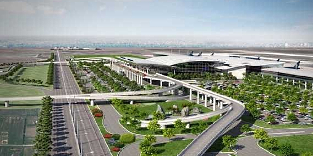 Phan Thiet Airport, construction,
