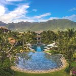he Anam, a remarkable new 117-villa and 96-room resort overlooking pristine Long Beach in Cam Ranh, south-central Khanh Hoa province, has been selected to join an exclusive network of the world's top luxury properties and tourism operators