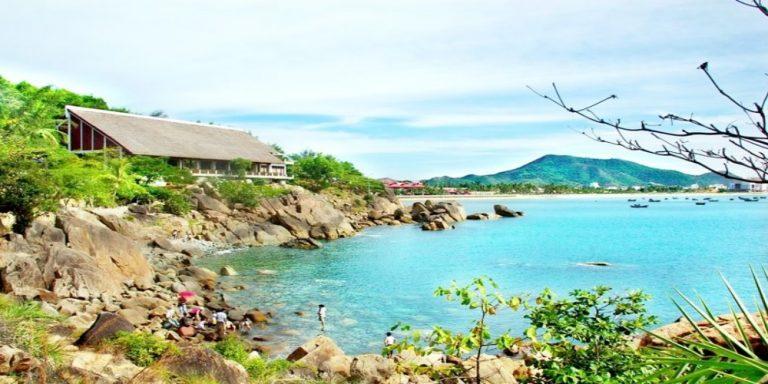 Биньдинь, пляж Кико