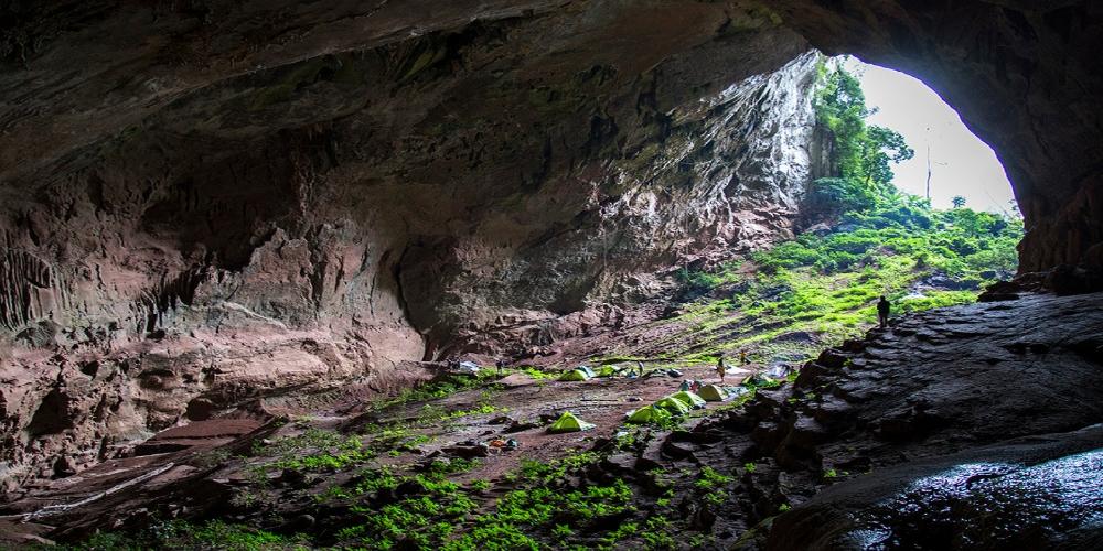 Вьетнам. Куангбинь – королевство пещер
