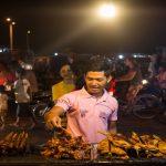 60 road market Siem Reap