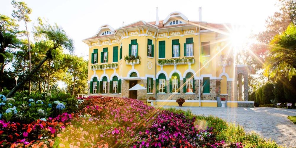 Bao Dai summer residence Dalat