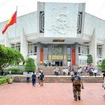 HCMC museum Hanoi