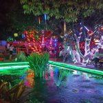 Khmer Pub street beer garden