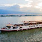 Mekong river cruises. Vessel Mekong Eyes Explorer
