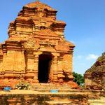 Poshainu Cham tower
