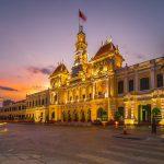 Saigon. Saigon Seam Reap Cruises