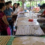 2 day tor Saigon - Mekong Delta - Saigon. Coconut candy workshop