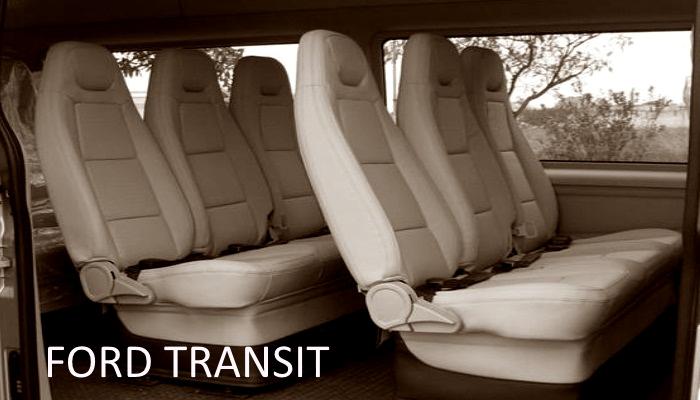 FORD TRANSIT 17 SEAT