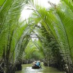 2 day tor Saigon - Mekong Delta - Saigon. Mekong Delta river canals