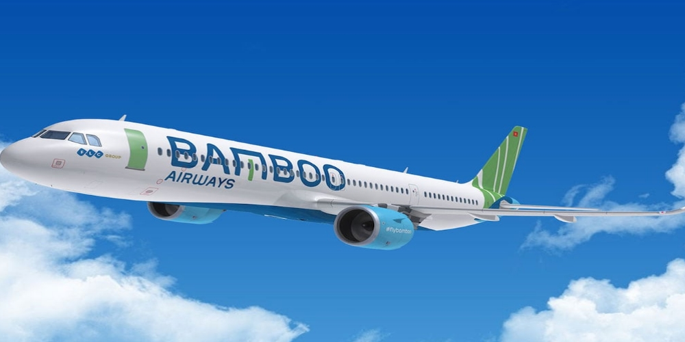 BAMBOO AIRWAYS HAS MADE ITS FIRST FLIGHT.