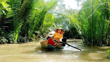 My Tho - Ben Tre tour to Mekong Delta