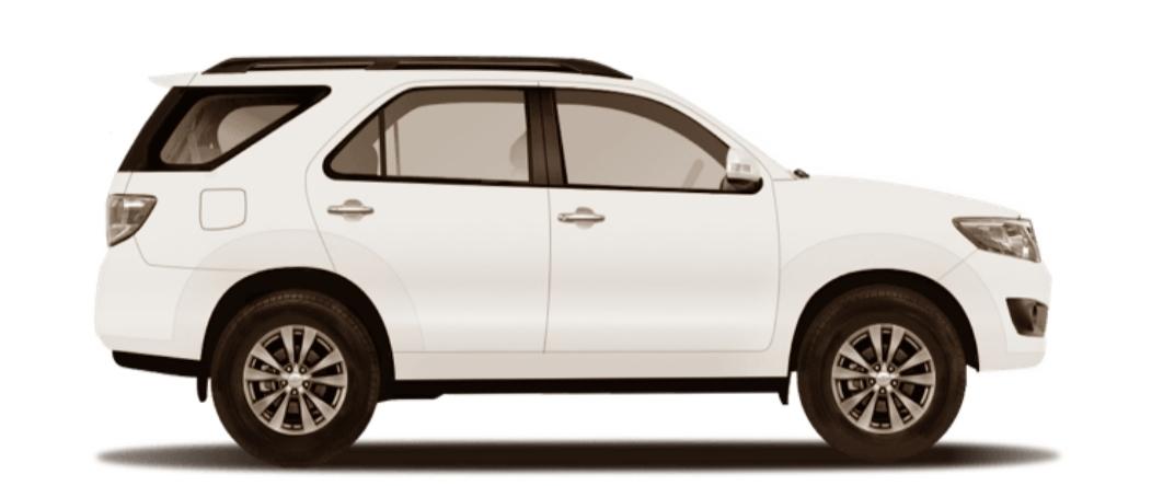 Toyota Fortuner (SUV)