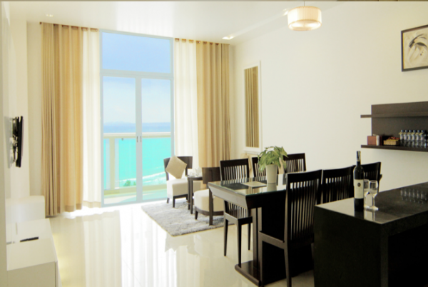 Ocean Vista interior